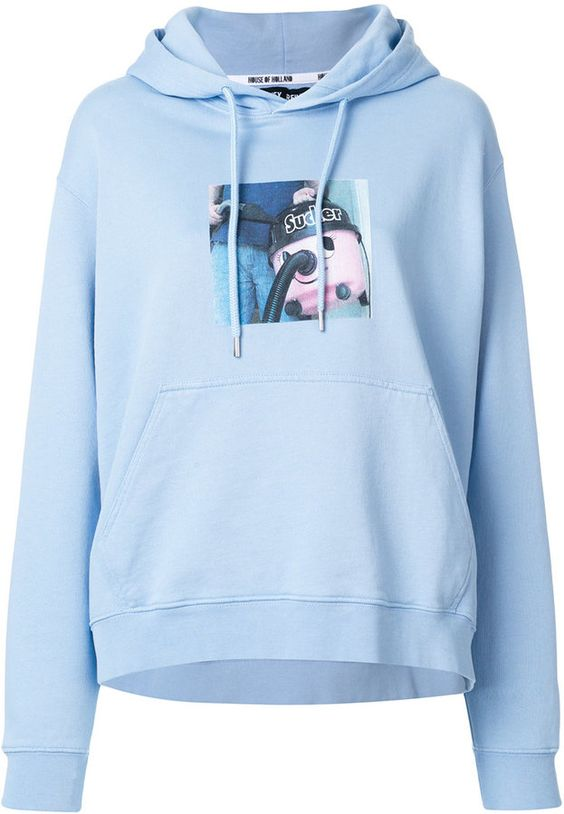 SUCLER HOODIE ZNF08