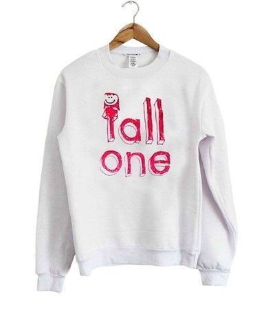 Tall One Sweatshirt ZNF08