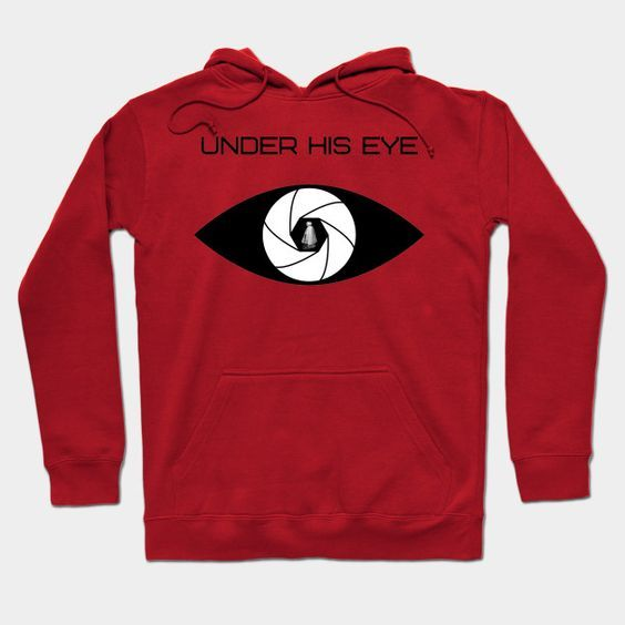 Under His Eye Hoodie ZNF08