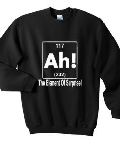 element surprise sweatshirt ZNF08