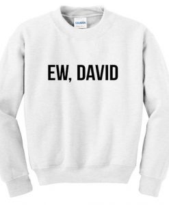 ew david sweatshirt ZNF08