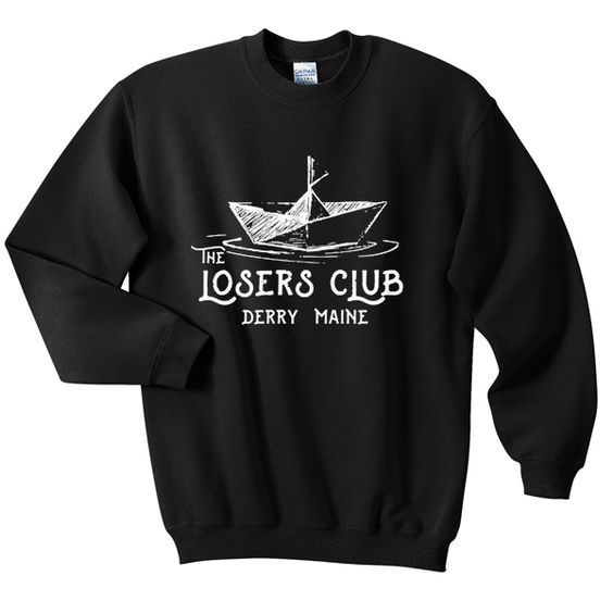 losers club sweatshirt ZNF08