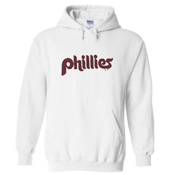 phillies hoodie ZNF08