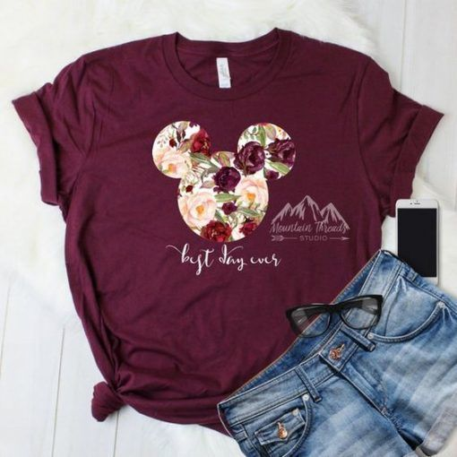 Best Day Ever T-Shirt ZNF08