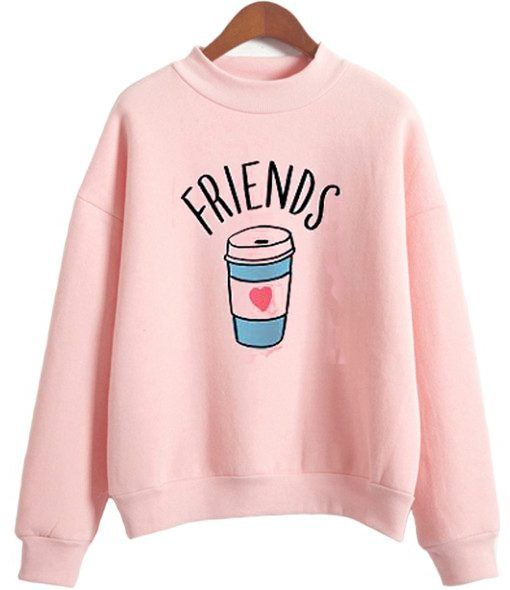 FRIENDS SWEATSHIRT ZNF08