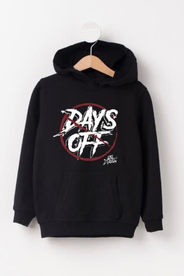 NO Days Off Are Dream Hoodie ZNF08