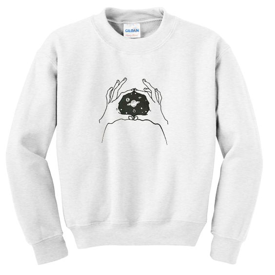 Inner Space Sweatshirt ZNF08