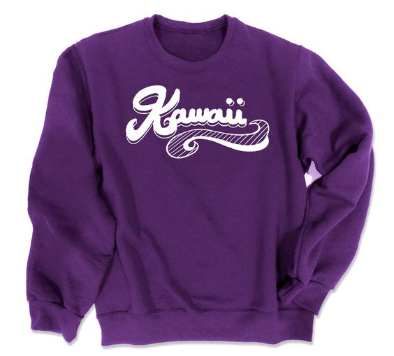 Kawaii Retro Crewneck Sweatshirt ZNF08