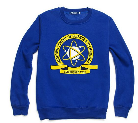Midtown School Of Science Sweatshirt ZNF08