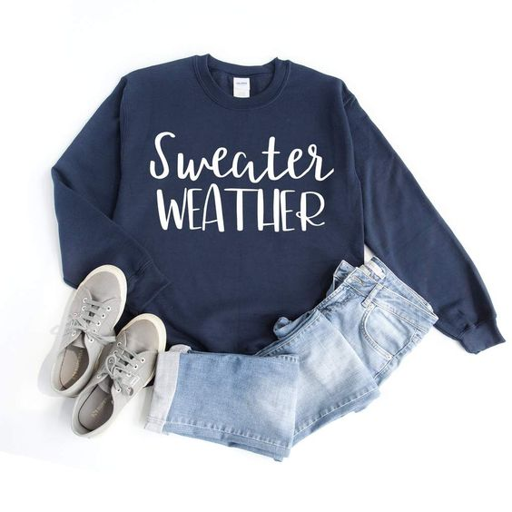 Sweater Weather Crewneck Sweatshirt ZNF08