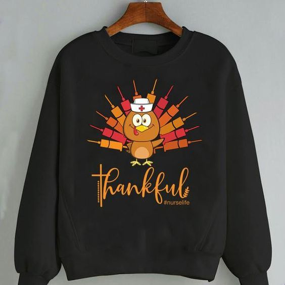 Thankful Sweatshirt ZNF08
