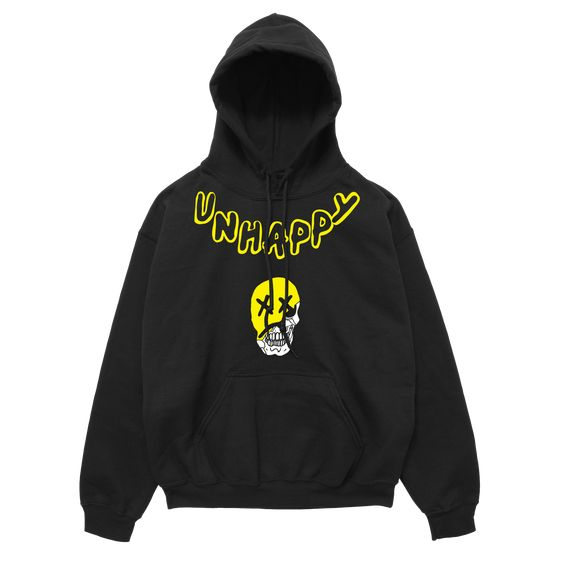 UNHAPPY Hoodie ZNF08