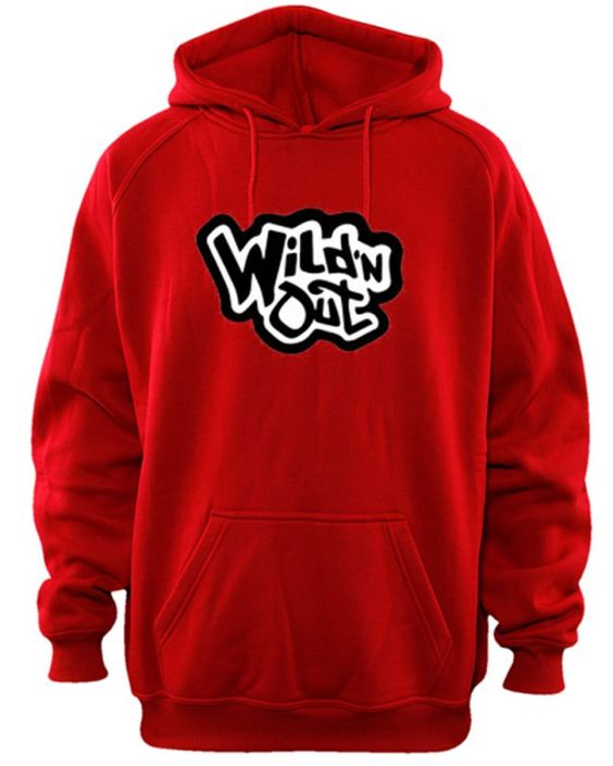 Wild N Out Red hoodie ZNF08
