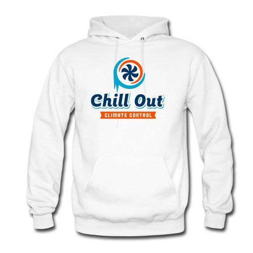 Chill Out Climate Control Hoodie ZNF08