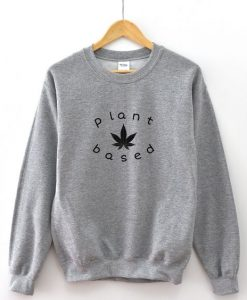 Plant Based Sweatshirt ZNF08