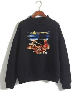 Street Fighter Sweatshirt ZNF08