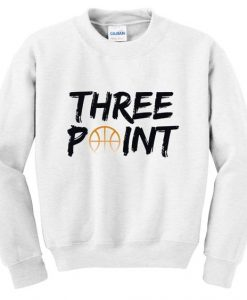 three point sweatshirt ZNF08