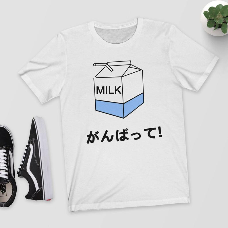 Japanese Milk T-Shirt