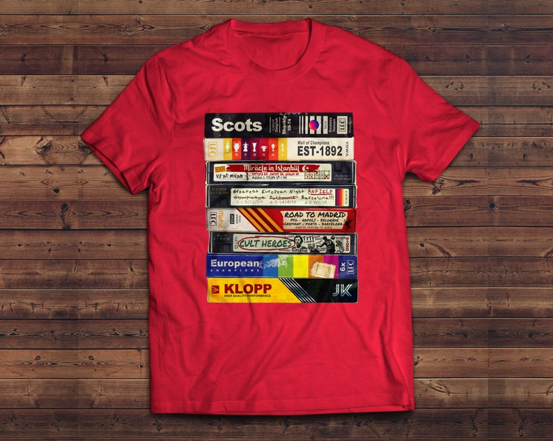 X Small- 2XL Liverpool FC Retro