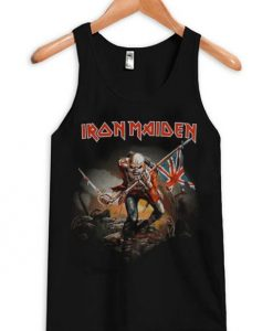 Iron Maiden Trooper Tanktop