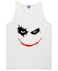 joker face tanktop