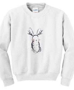 Graffiti Rabbit Sweatshirt