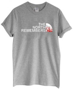 The North Remembers T-shirt 247x300