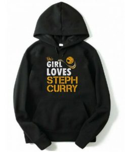 This Girl Loves Steph Curry Hoodie