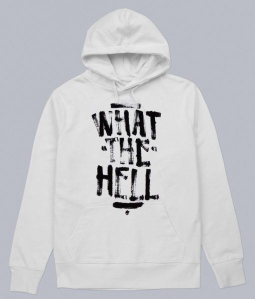 What The Hell Avril Lavigne Hoodie