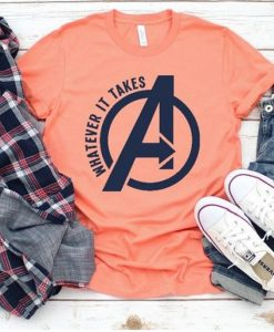 Whatever It Takes Avengers T-Shirt 247x300